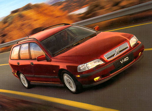 2003 Volvo V40 4 Dr Turbo Wagon picture