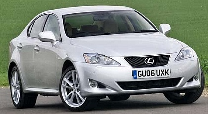 2006 Lexus IS 250 Trims And Specs