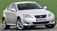 2006 Lexus IS 250 Overview