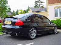 Picture of 2001 Ford Mondeo, gallery_worthy