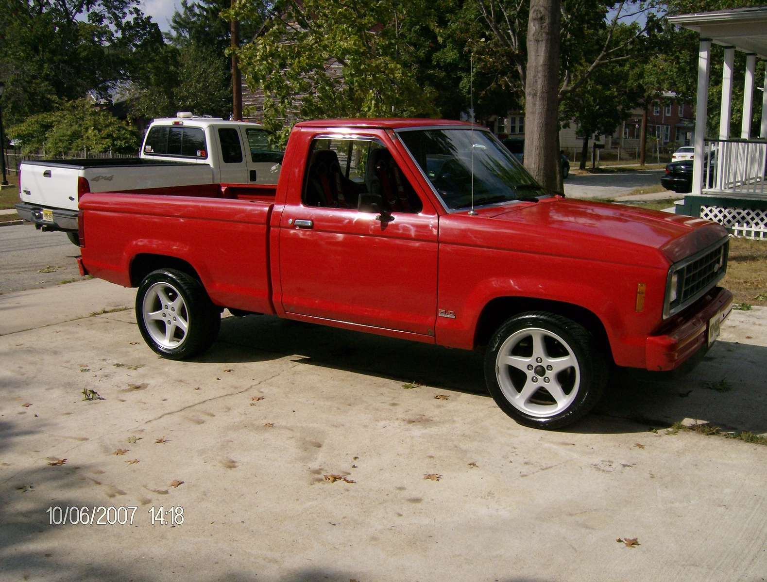 1983 Ford Ranger - Pictures