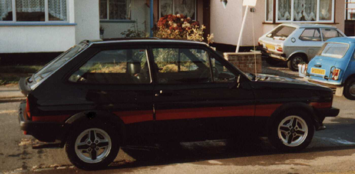 1980 ford fiesta other pictures cargurus. Black Bedroom Furniture Sets. Home Design Ideas