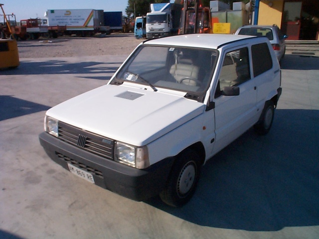 Picture of 1987 FIAT Panda, gallery_worthy
