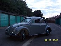 1955 Volkswagen Beetle picture