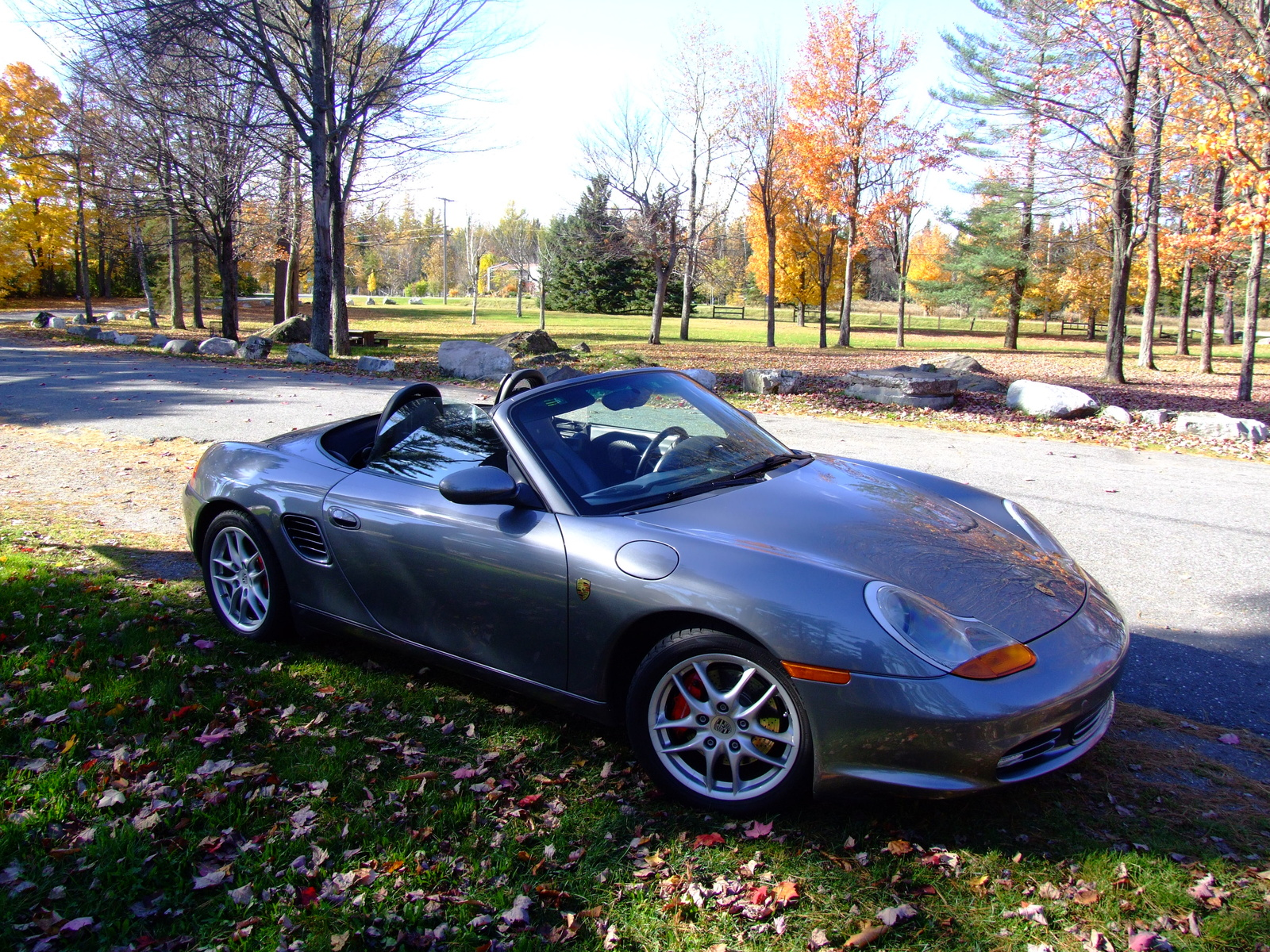 2003 porsche boxster s tiptronic 50 years of the 550. Black Bedroom Furniture Sets. Home Design Ideas