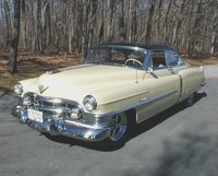 1950 Cadillac DeVille Overview