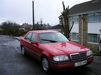 Picture of 1997 Mercedes-Benz C-Class 4 Dr C230 Sedan