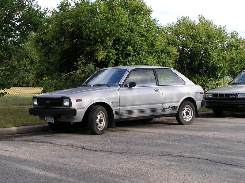 1981 Toyota Tercel Pictures Cargurus