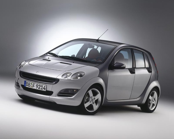 Picture of 2006 smart forfour