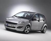 2006 smart forfour Overview