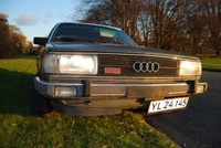 1980 Audi 100 Overview