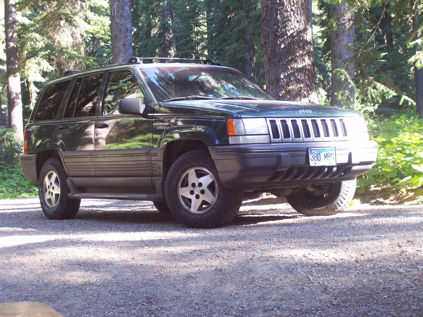 1995 jeep grand cherokee other pictures cargurus. Cars Review. Best American Auto & Cars Review