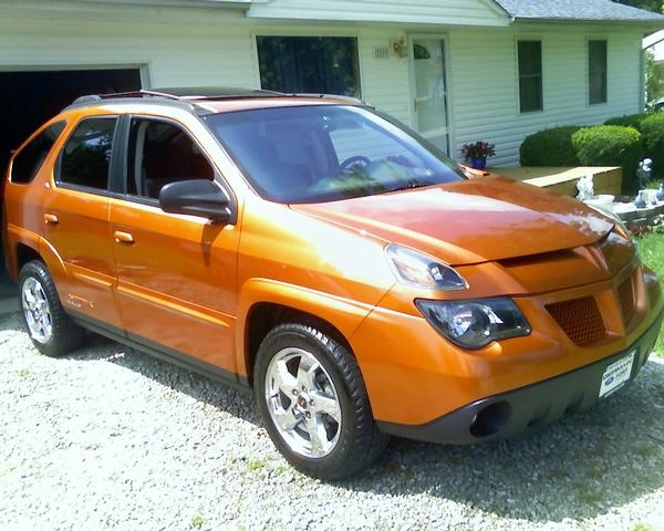 Picture of 2004 Pontiac Aztek STD