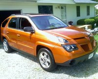 Picture of 2004 Pontiac Aztek STD, exterior
