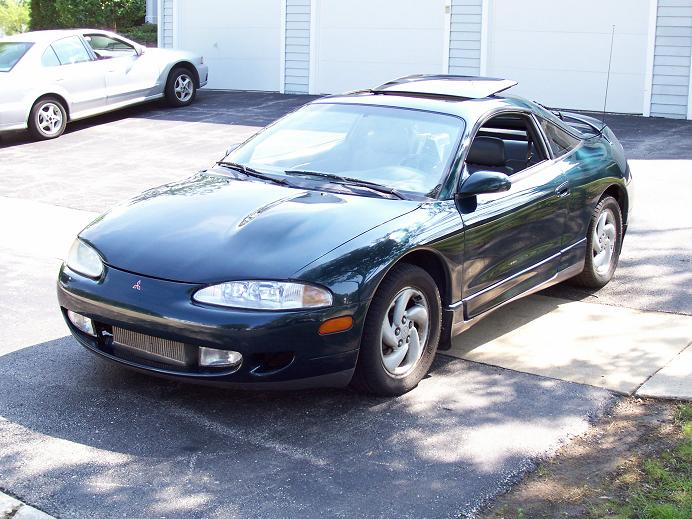 1995 Mitsubishi Eclipse Turbo Kit submited images.