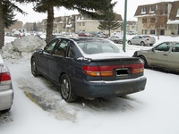 2002 Saturn L-Series 4 Dr L100 Sedan picture