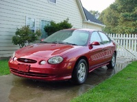 Picture of 1997 Ford Taurus SHO, exterior
