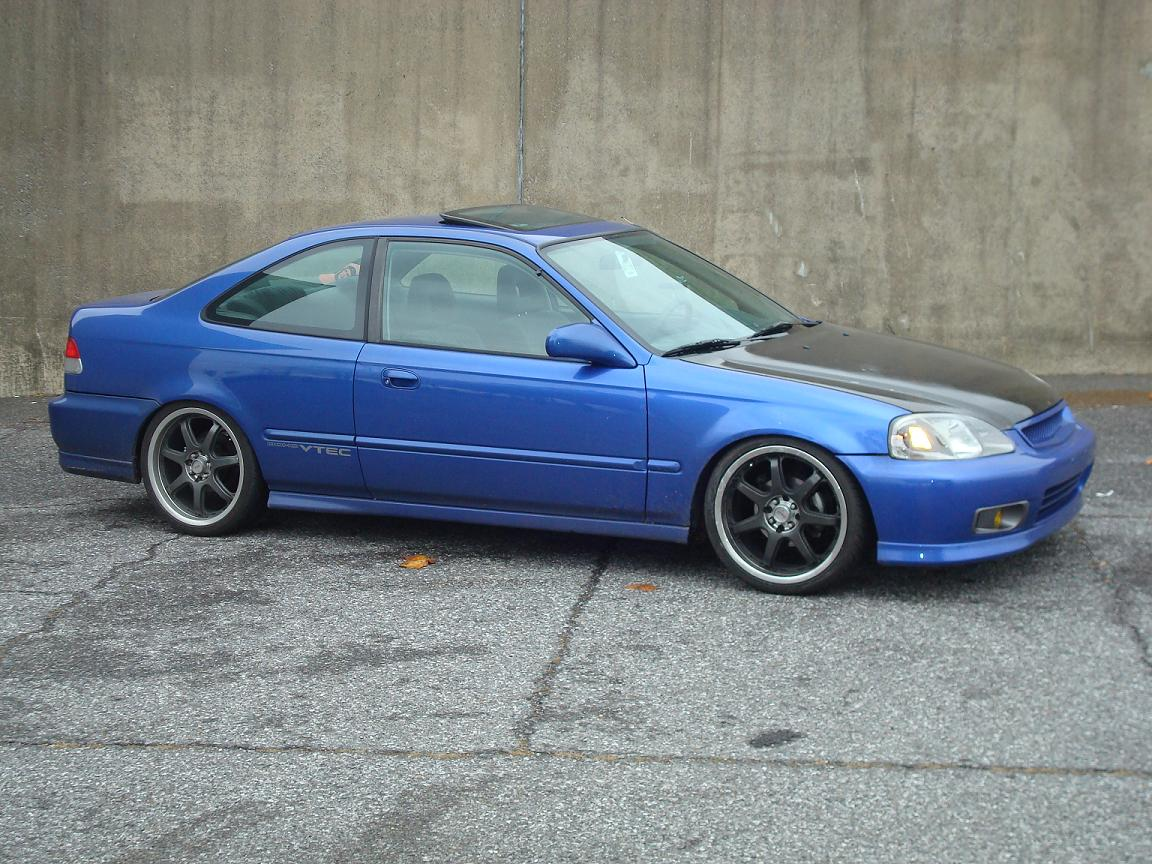 Honda Civic si For Sale in ga 2000 Honda Civic si Coupe For