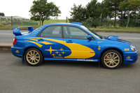 Picture of 2004 Subaru Impreza WRX STI Turbo AWD, gallery_worthy