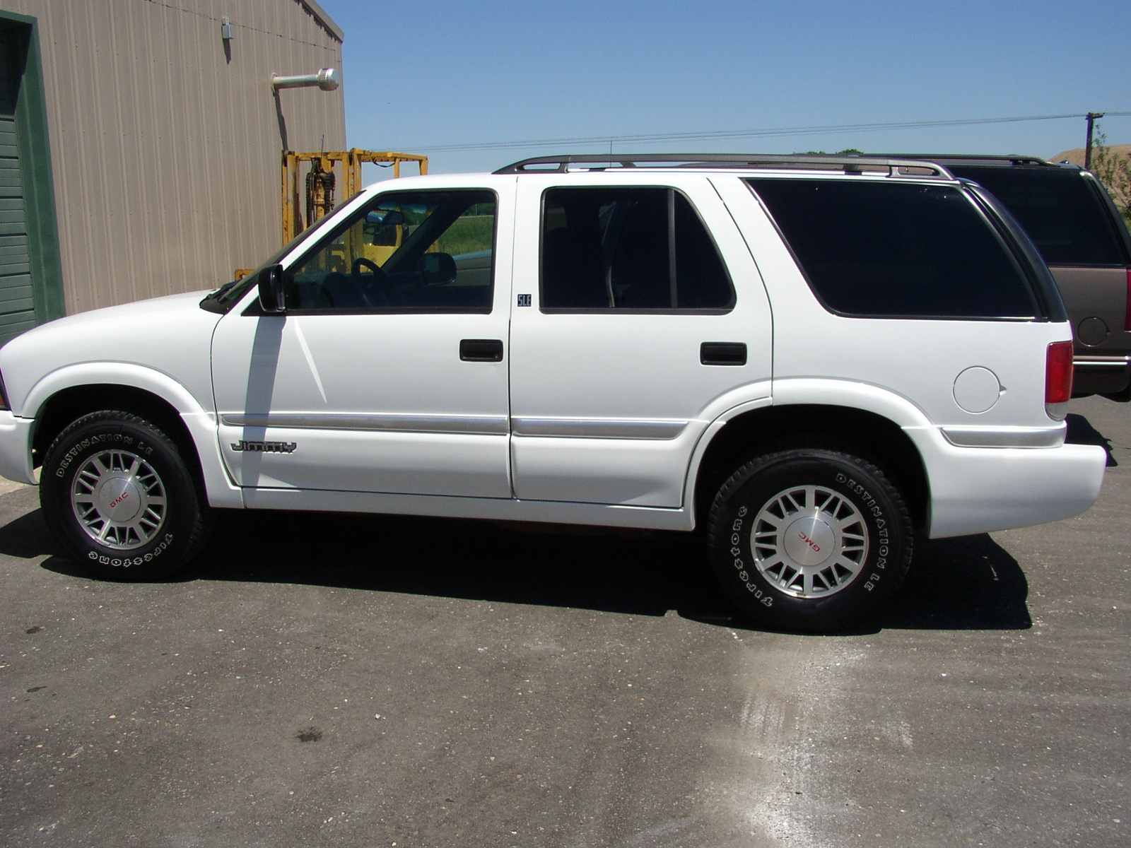 Picture of 2001 gmc jimmy 4 dr slt 4wd suv