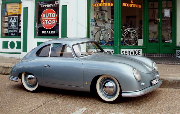 1950 Porsche 356 Pictures Cargurus