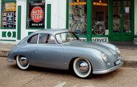 1950 Porsche 356 Overview