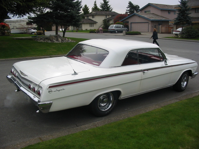 Picture of 1962 Chevrolet Impala, gallery_worthy