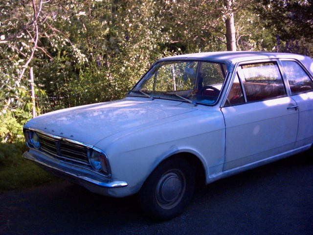 Picture of 1970 Ford Cortina, gallery_worthy