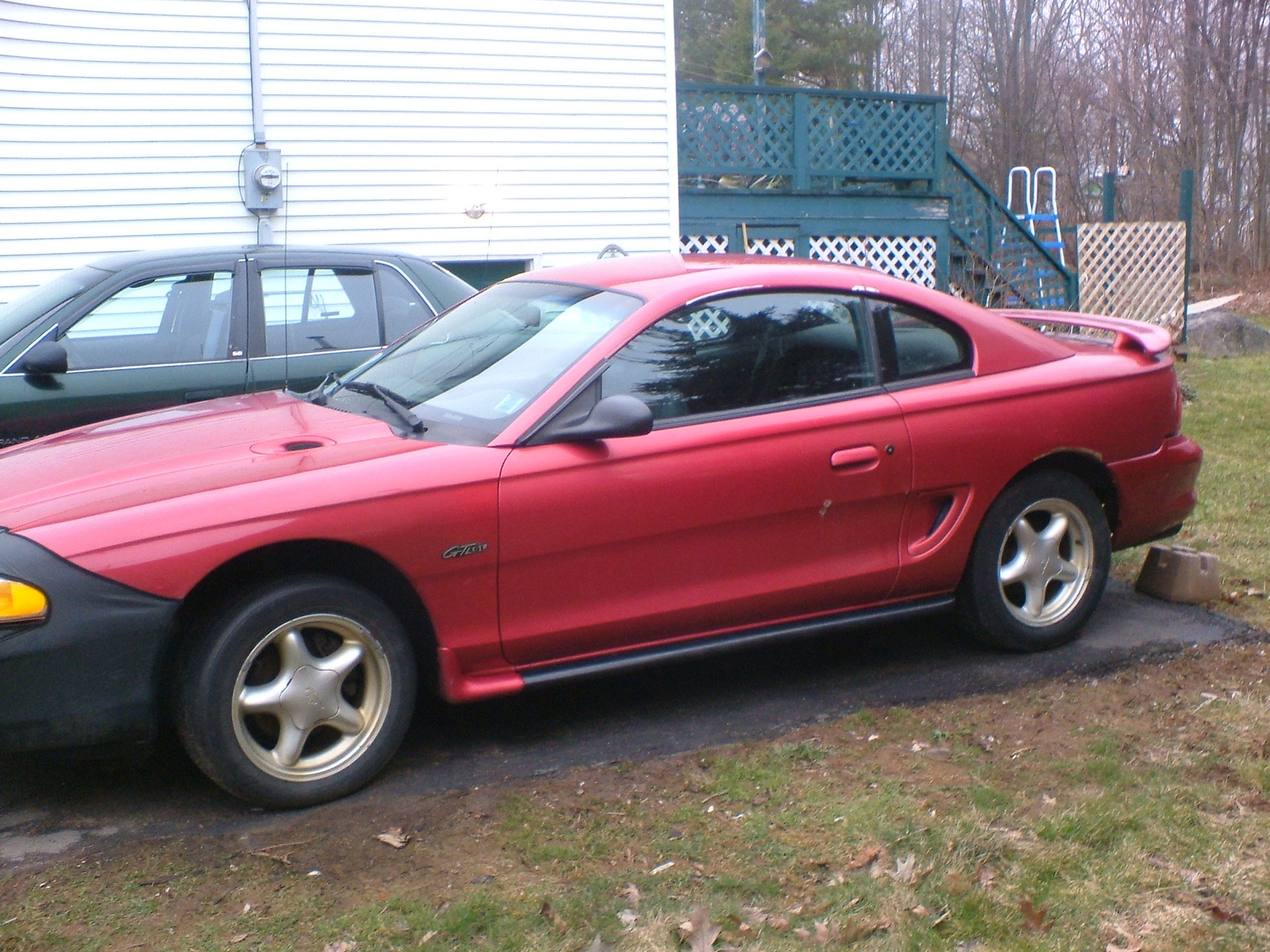 1996 ford mustang pictures car autos gallery. Black Bedroom Furniture Sets. Home Design Ideas