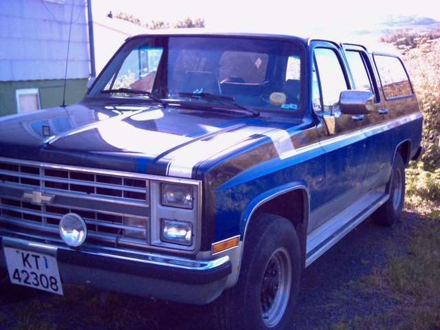 Picture of 1988 Chevrolet Suburban, gallery_worthy