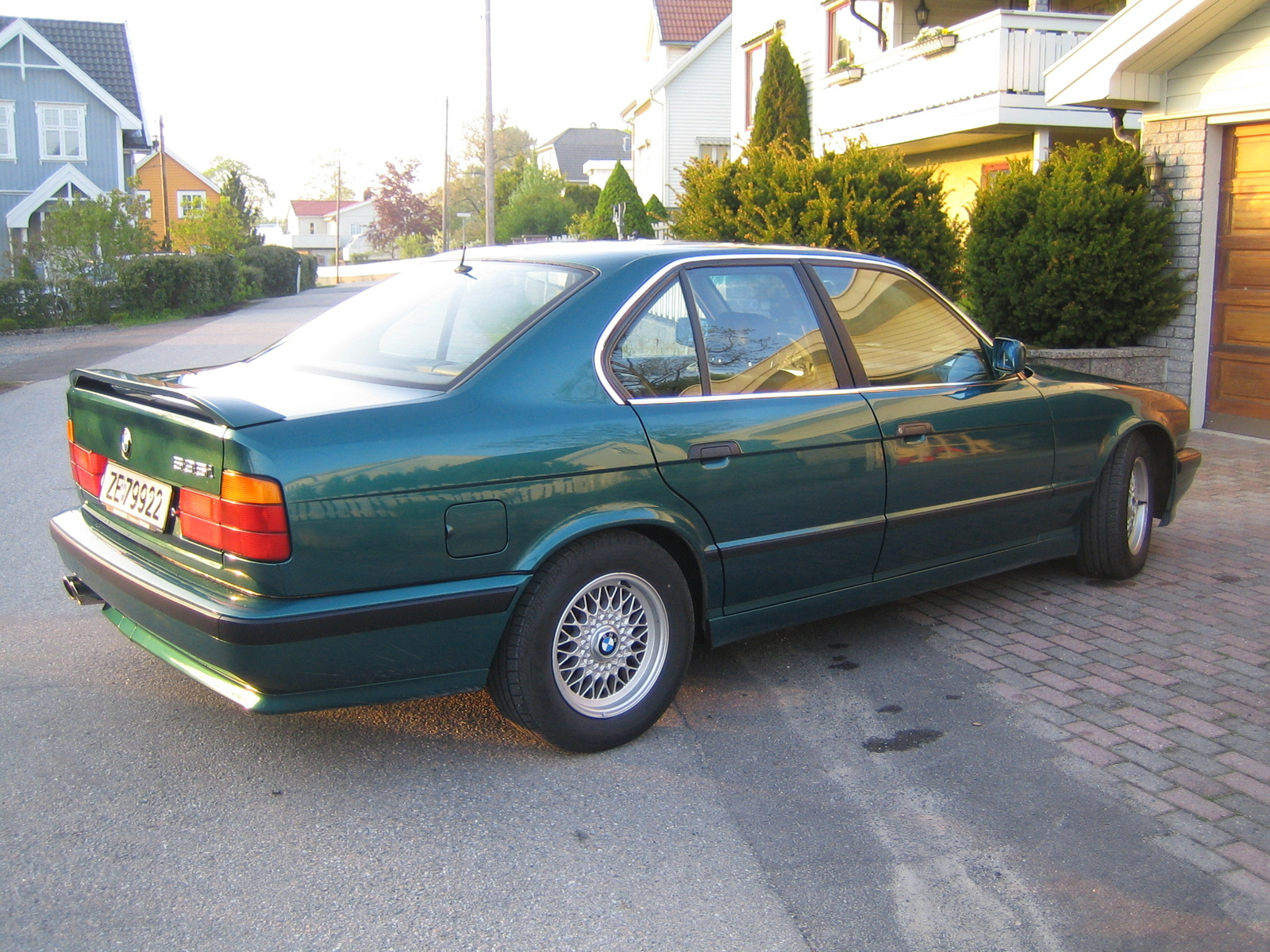 1992 Bmw 5 Series Pictures Cargurus