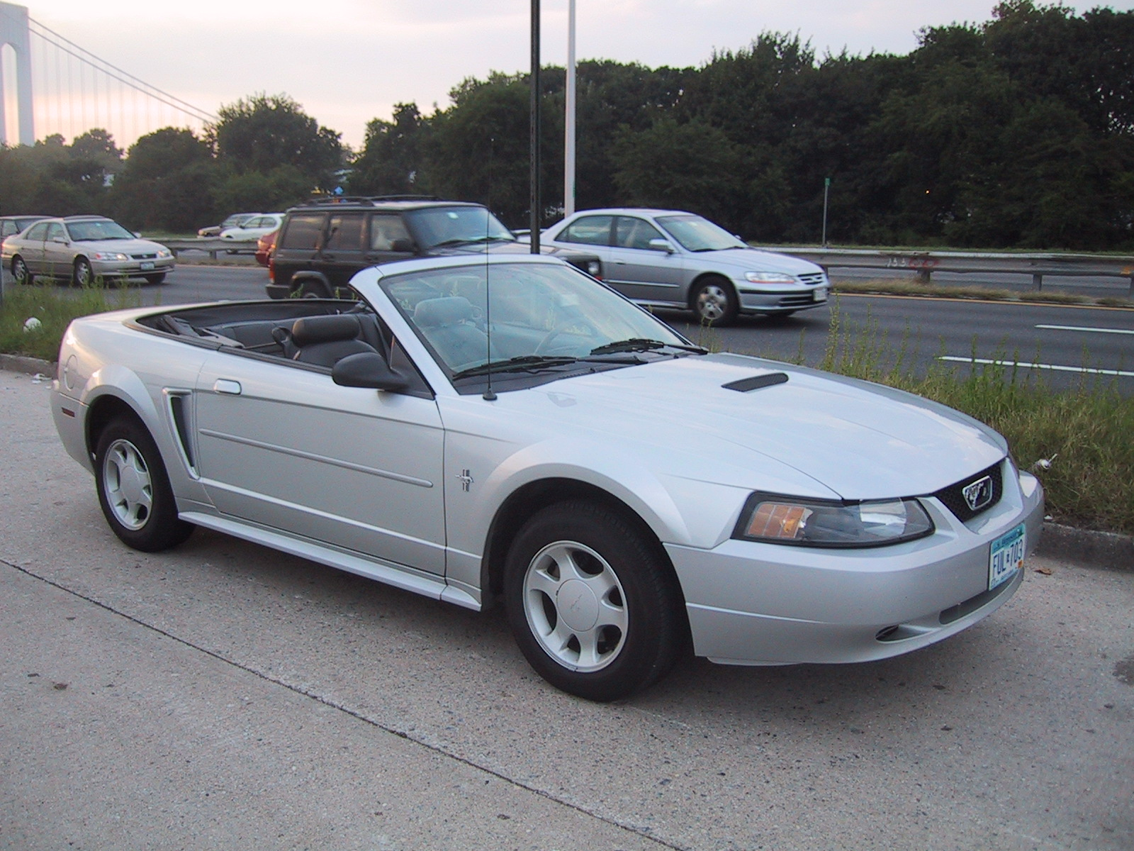 2001 ford mustang other pictures cargurus