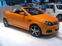2007 Opel Tigra Overview