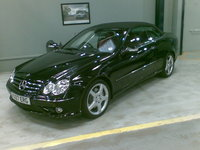 Picture of 2007 Mercedes-Benz CLK-Class, exterior, gallery_worthy