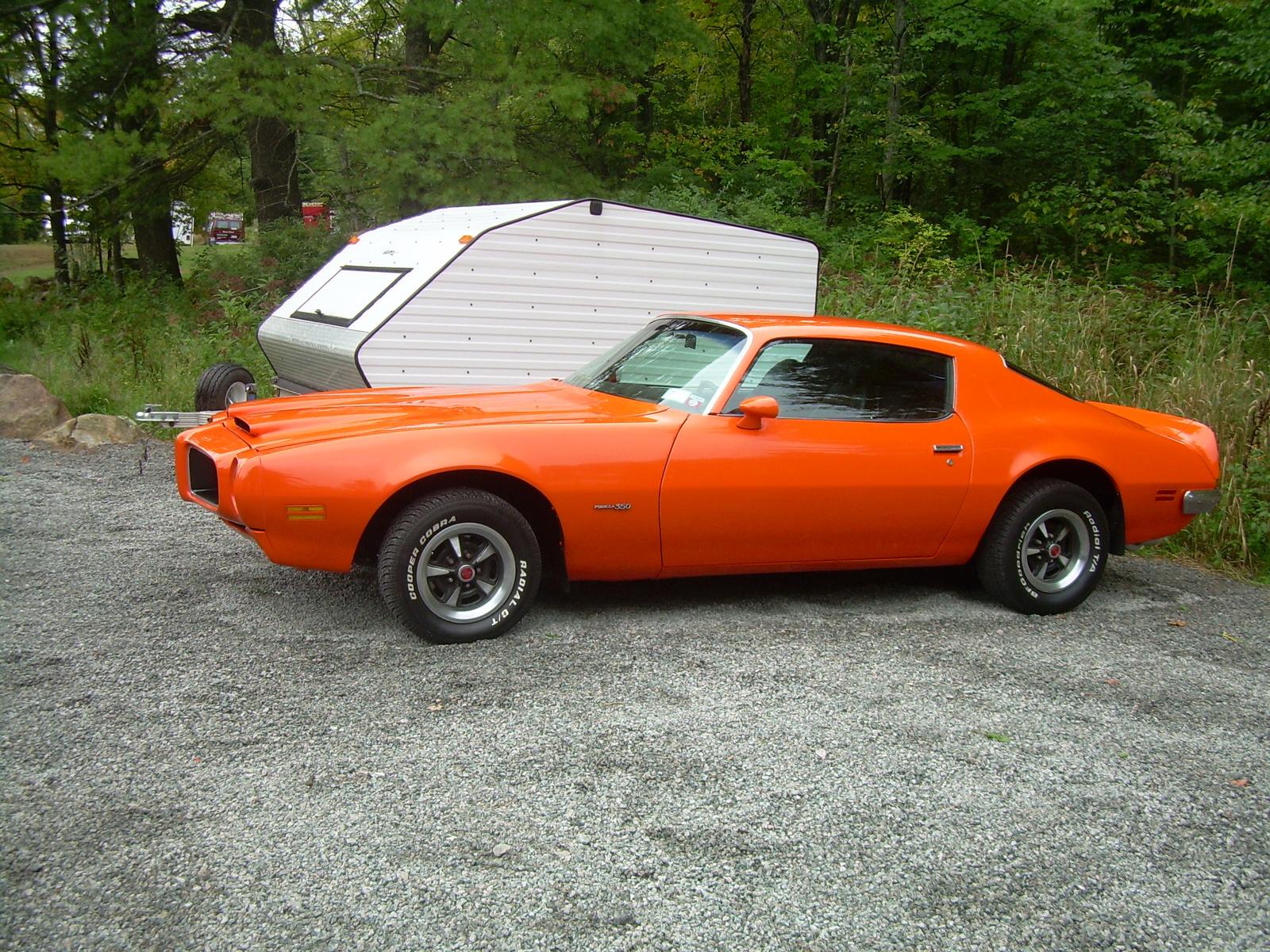 1971 Pontiac Firebird - Pictures - CarGurus