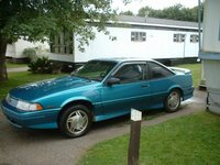 Picture of 1993 Chevrolet Cavalier Z24 Coupe