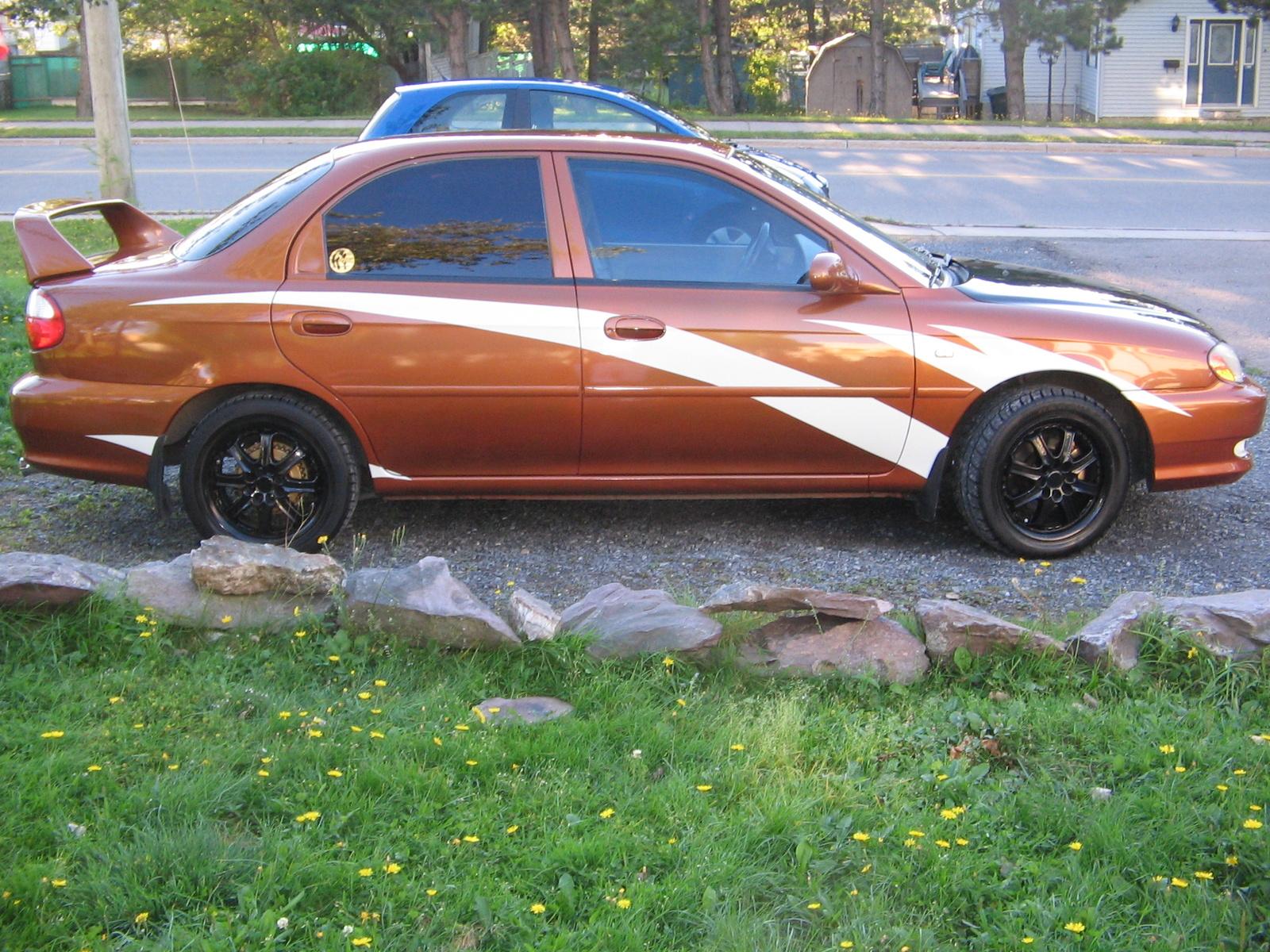 2001 kia sephia 4 dr ls sedan pictures 2001 kia sephia 4 dr ls