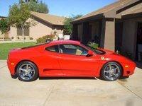 2002 Ferrari 360 Picture Gallery