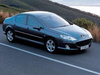 2007 Peugeot 407 Overview