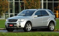 Picture of 2007 Mercedes-Benz M-Class ML 63 AMG, exterior