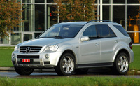 2007 Mercedes-Benz M-Class ML63 AMG, 2007 Mercedes-Benz ML63 AMG Base picture, exterior