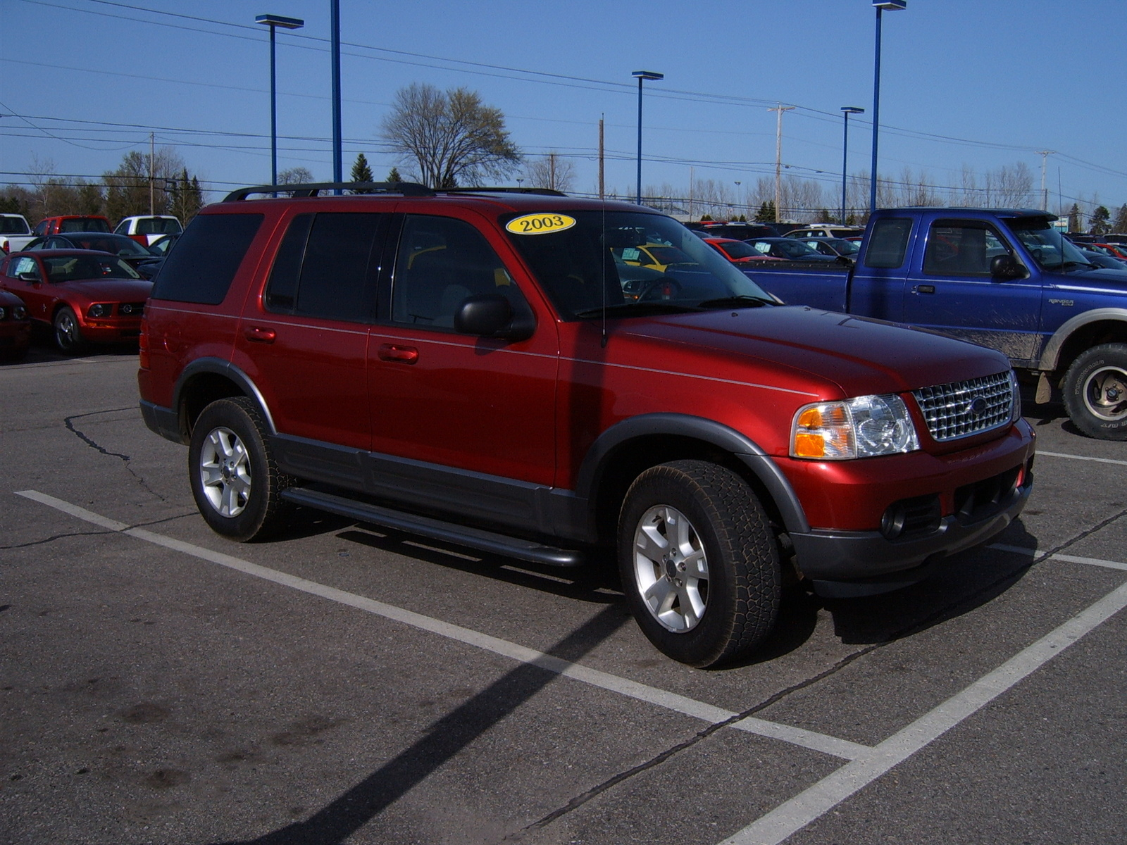 2003 ford explorer pictures cargurus. Cars Review. Best American Auto & Cars Review