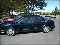 Picture of 1992 Saturn S-Series 4 Dr SL2 Sedan