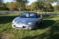 Picture of 2001 Chrysler Sebring Limited Convertible