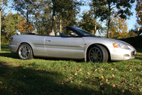 2001 Chrysler Sebring Limited Convertible picture