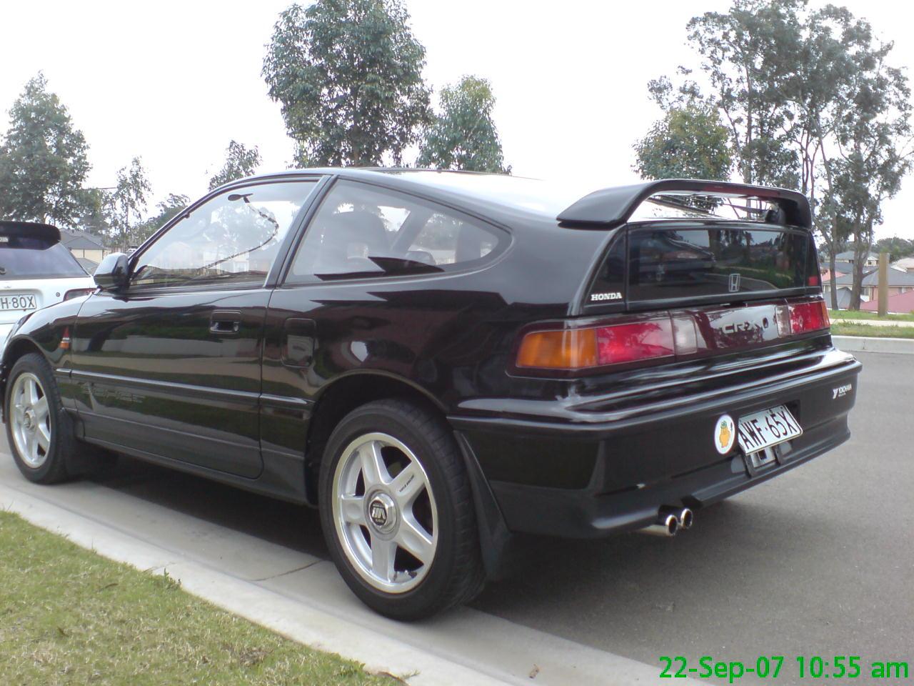 1989 Honda Civic CRX - Pictures - CarGurus