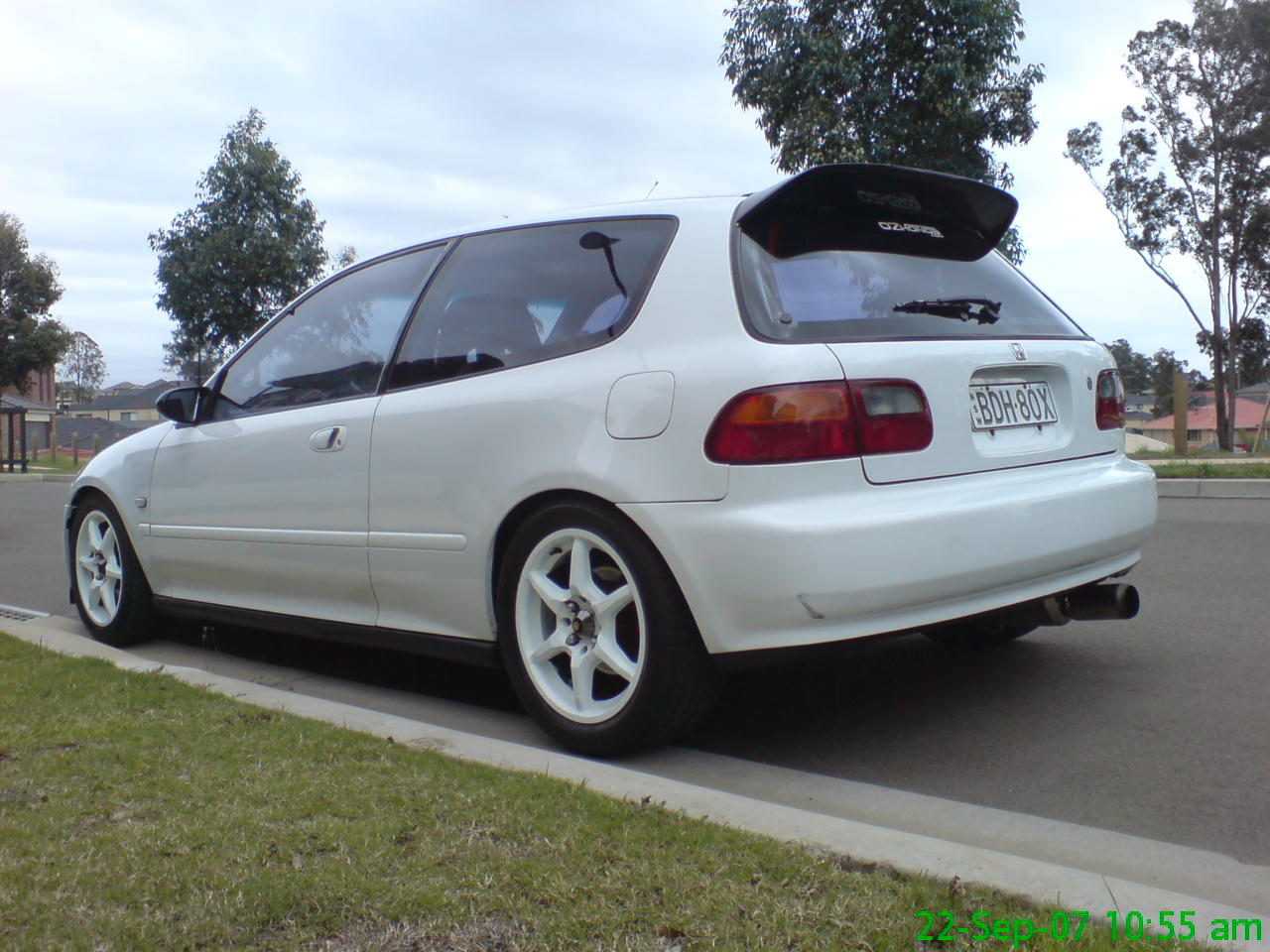 1993 honda civic hatchback - photo #6