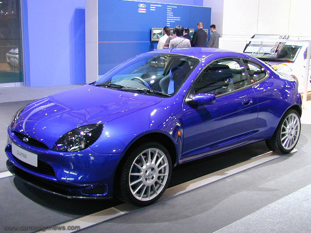Picture of 1998 Ford Puma