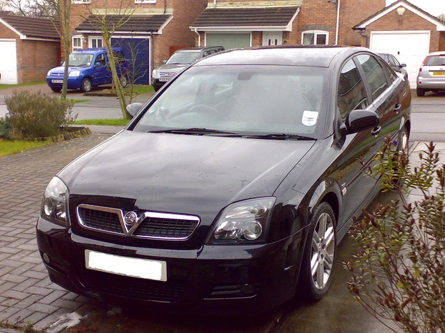 Picture of 2002 Vauxhall Vectra, gallery_worthy