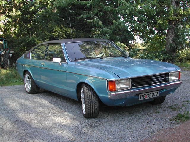 Picture of 1976 Ford Granada, gallery_worthy